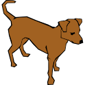 Whistle for dog logo