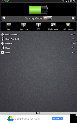 Battery Saver 3X for Android