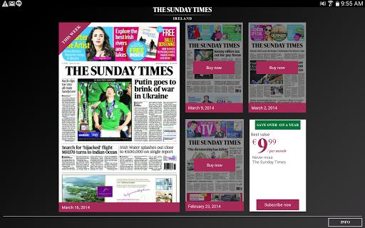 Sunday Times Ireland