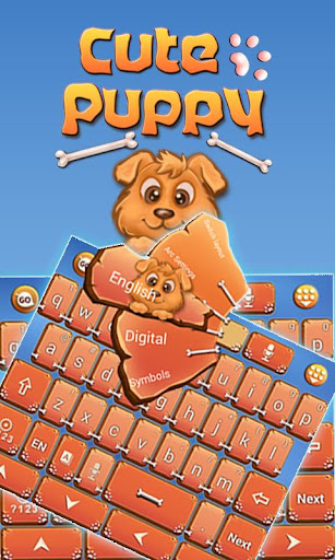 Cute Puppy Keyboard
