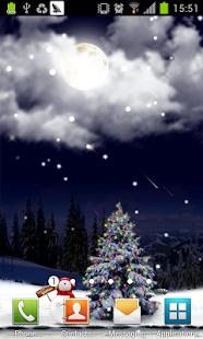 最唯美新年圣诞节动态壁紙 玩個人化App免費 玩APPs