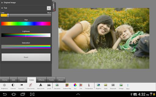 PhotoPad Photo Editor Free