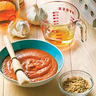 Spicy Ginger BBQ Sauce