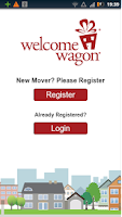 Screenshot of Welcome Wagon