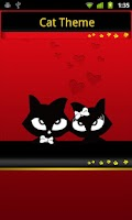 Screenshot of Cat Theme