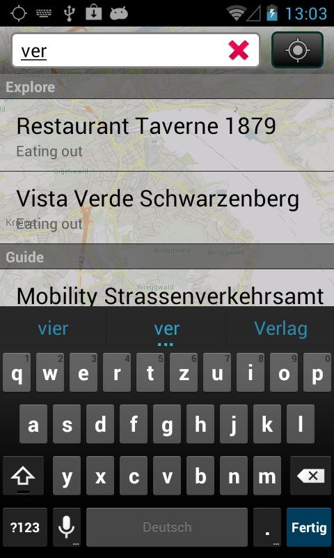 City Guide Luzern - screenshot
