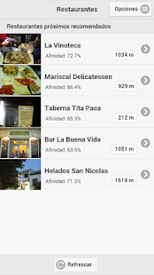 My Restaurants in Granada- screenshot thumbnail