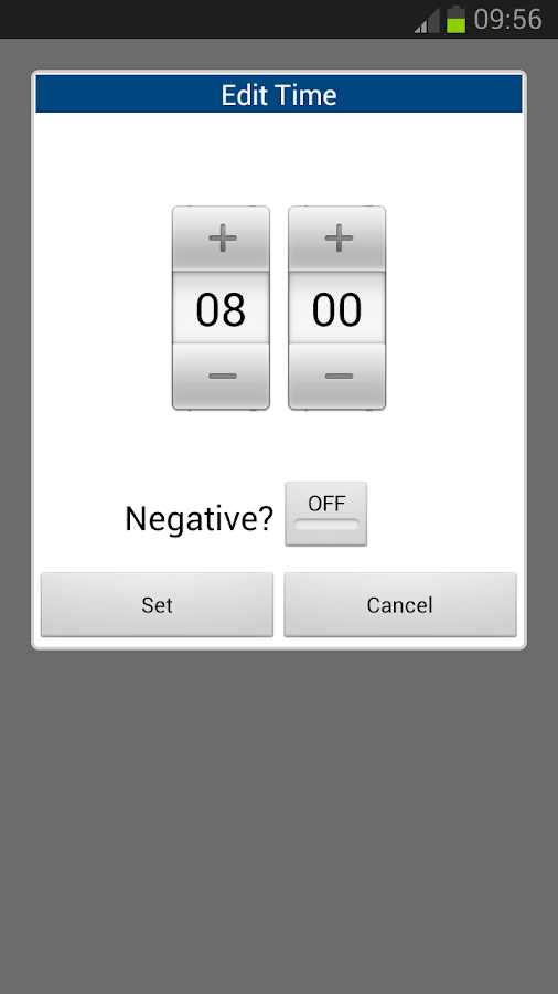 NetSuite OpenAir Mobile - screenshot