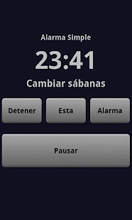 Simple Alarm Pro - screenshot thumbnail