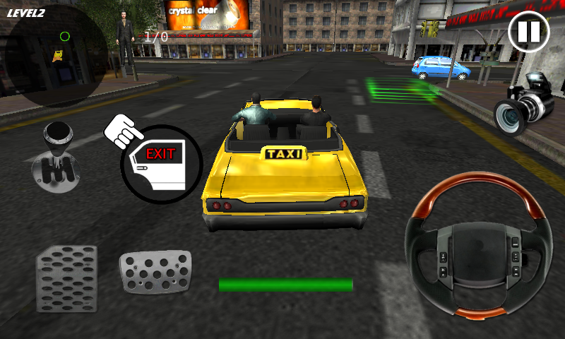 taxi simulator games online