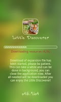 Screenshot of Little Discoverer for Kids