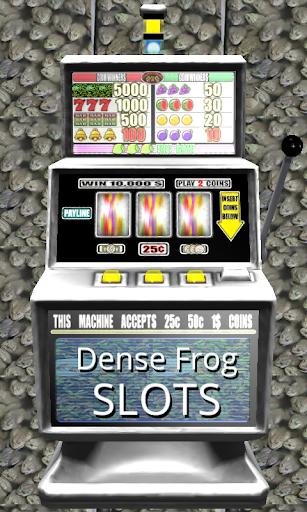Dense Frog Slots - Free