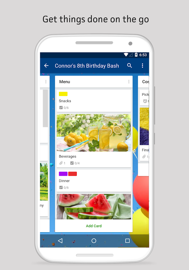 Trello - Organize Anything - screenshot