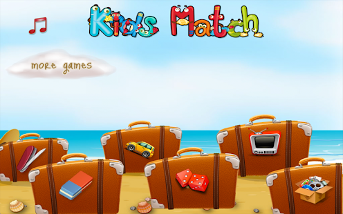 Kids match for toddlers- screenshot thumbnail