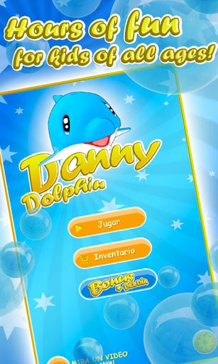 Danny Dolphin Game
