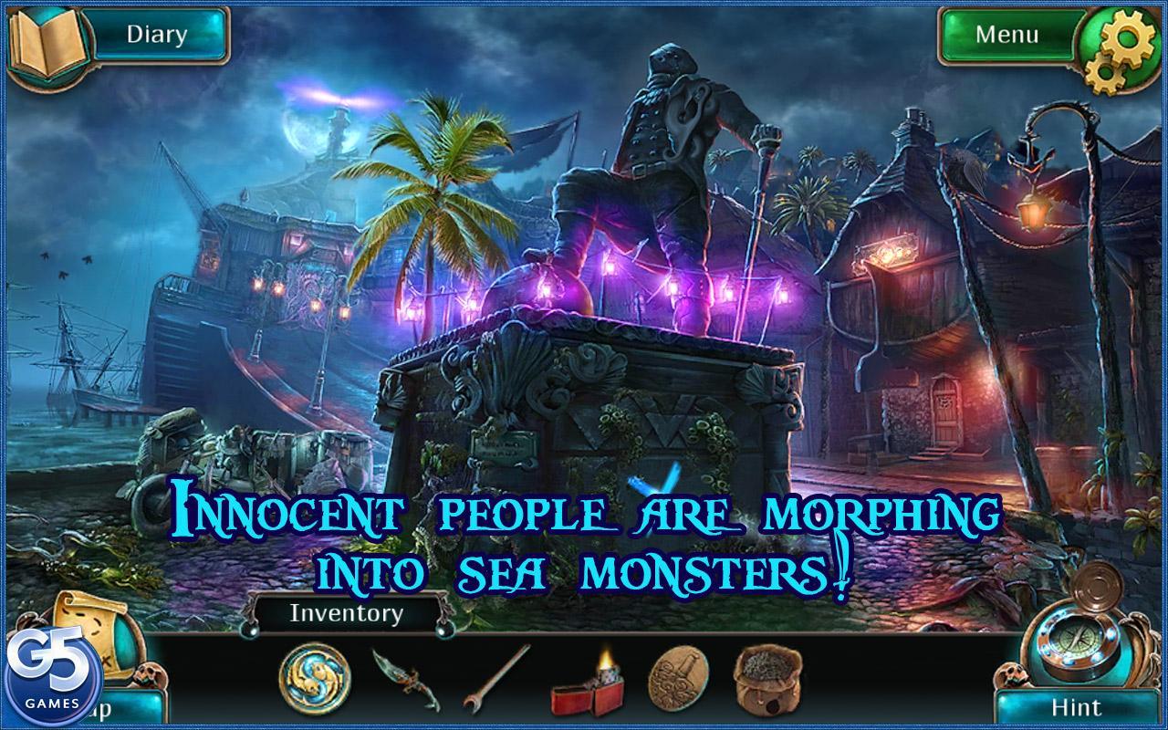 Nightmares from the Deep® 2 screenshot #7