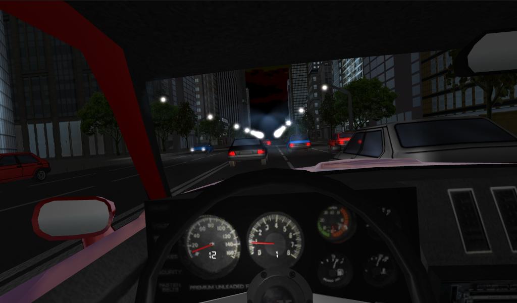 American Traffic Racer (demo) - screenshot