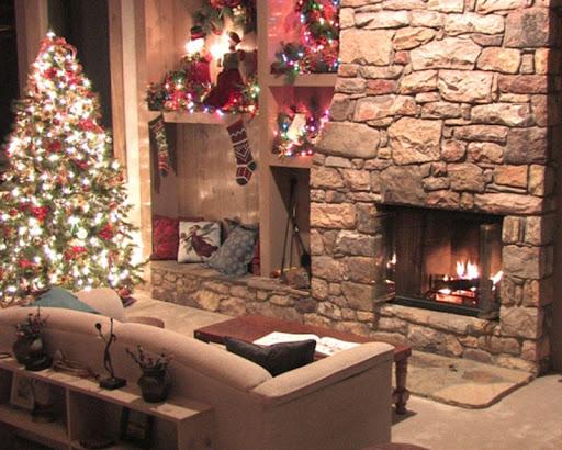 聖誕可愛的動態壁紙