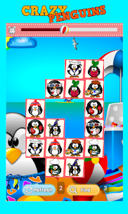 Crazy Penguins Matching Game- screenshot thumbnail