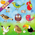 Coloring Book: Birds ! FREE icon