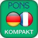 PONS CONCISE German<>French logo