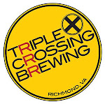 Logo for Triple Crossing Brewing Company