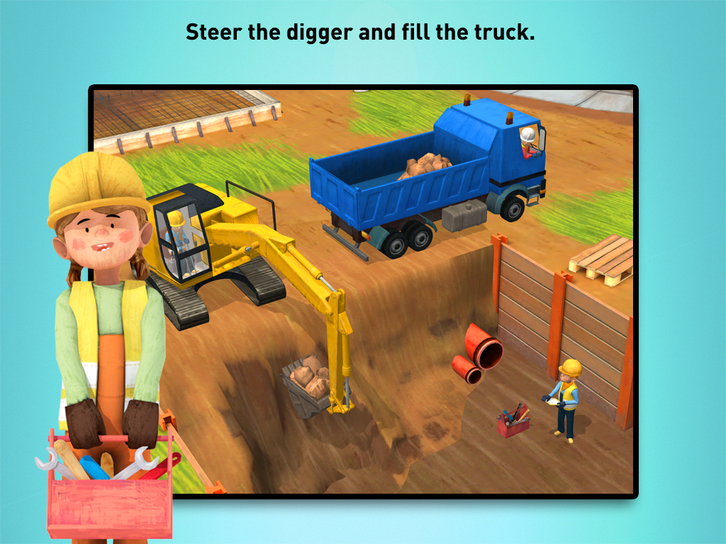 Little Builders screenshot #8