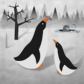 App Winter of Antarctic Atom Theme APK for Windows Phone