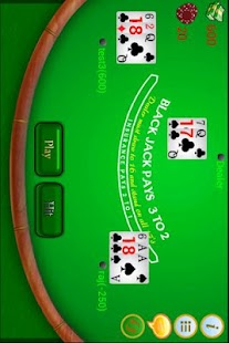 Black Jack Multi player
