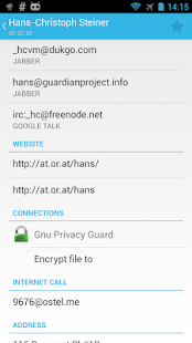 Gnu Privacy Guard - screenshot thumbnail