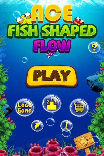 【免費解謎App】Ace Fish Shaped Flow-APP點子