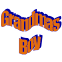 Grandmas Boy soundboard logo