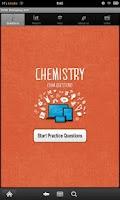 Screenshot of GCSE Chemistry Free