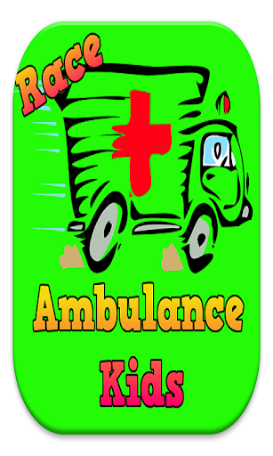 Ambulance Kids Games Sirens