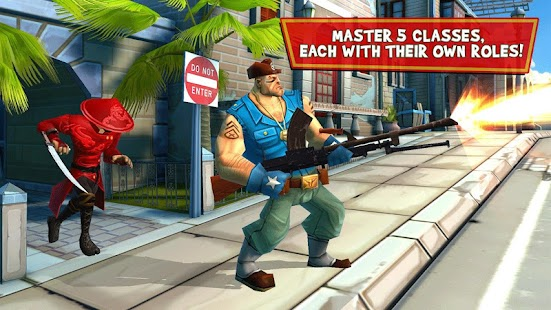 Blitz Brigade - Online FPS fun Screenshot 34