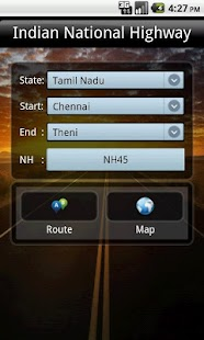 Indian National Highway - screenshot thumbnail