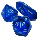 D&D Dice by b.freq logo