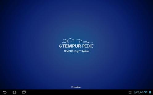 TEMPUR-Ergo™ Smart Control- screenshot thumbnail
