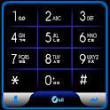 exDialer Theme - SSB Blue icon