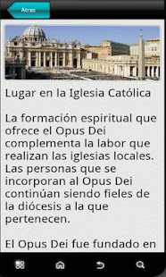 Opus Dei News- screenshot thumbnail