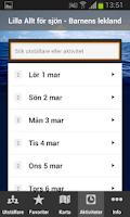 Screenshot of Stockholm Boat Show
