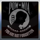 POW MIA TRIBUTE THEME