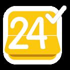 24me: lista de tareas icon