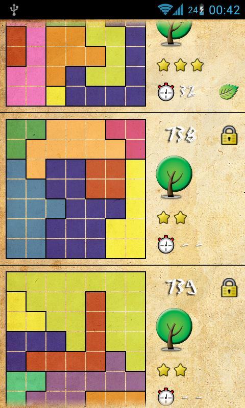 Alberi - screenshot