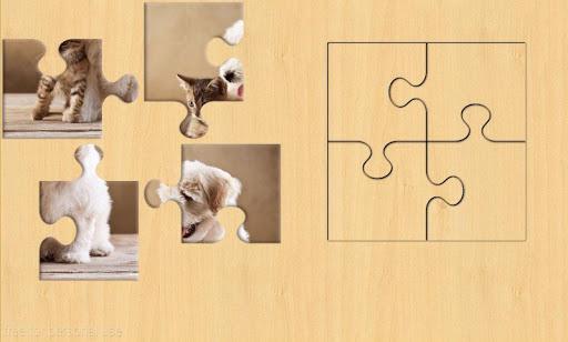 拼图首页动物