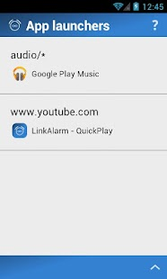 LinkAlarm - Alarm Clock- screenshot thumbnail