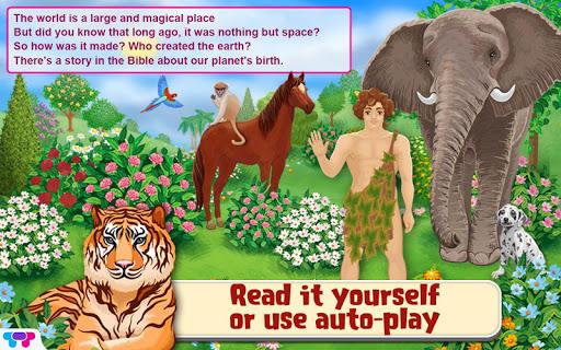 【免費書籍App】Genesis: Creation of the world-APP點子