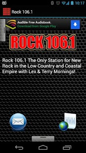 Rock 106.1 - screenshot thumbnail