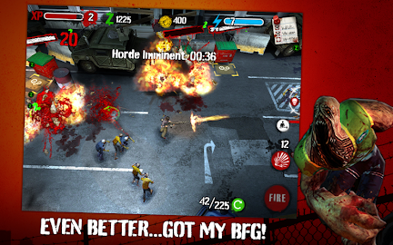 Zombie HQ Screenshot 3