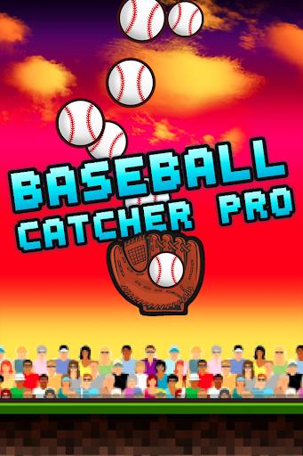 Baseball Catcher Pro